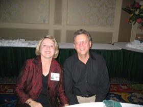 Jeff Timm and wife