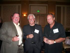 Tom, Mike and GG