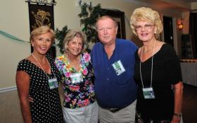 Jody, Linda, Steve and Jane
