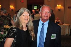 Susan and Fred Gradishar