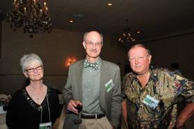 Patti, Colin and Steve