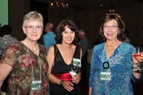 Lynda, Sue and Alma