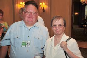 Jane Young and Husband Robert