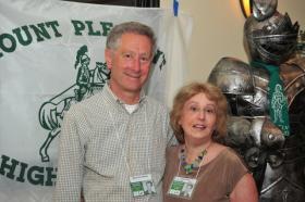 Bruce and Elaine Ashton