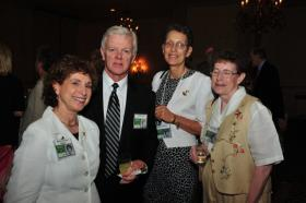 Nancy, Dave, Karen and Marcla