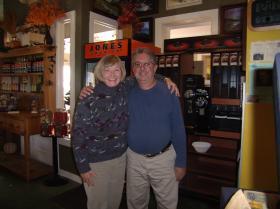 Martha and Simon