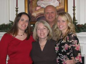 Doug Fisher and Family