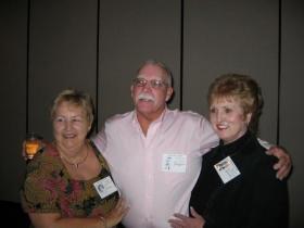 Cheryl, Doug, and Pat