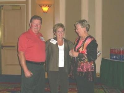 Bill, Gloria and Marion