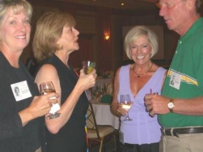 Carol, Carol, Peggy and Jim
