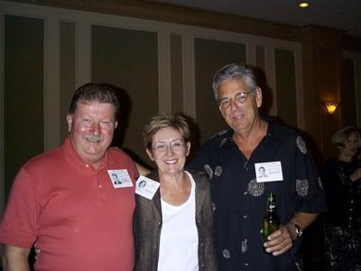 Bill, Gloria, and Steve