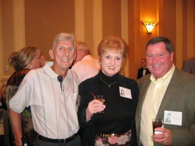Scotty, Pat and Tom