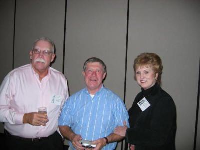Doug, Bruce and Pat