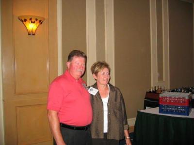 Bill and Gloria