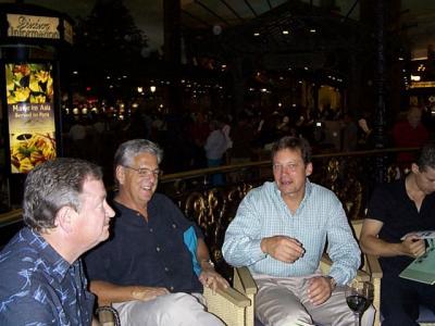 Jon, Steve and Rich