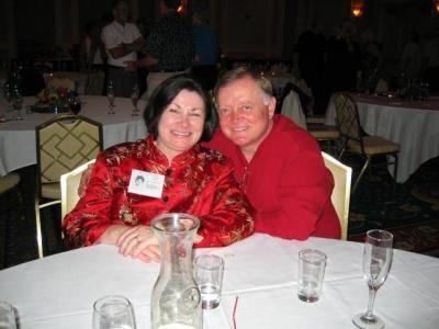 Jill and husband