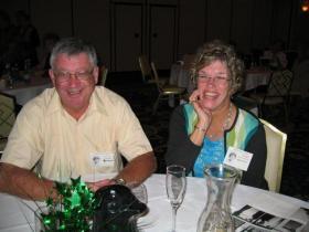 Karen and husband