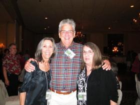 Susan, Steve and Lynn