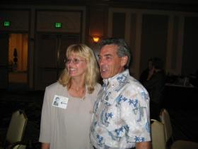 Linda and Bruce DeMayo