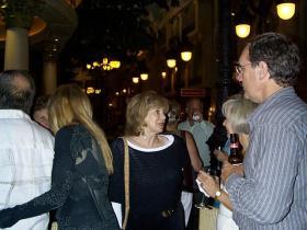 Carol, Peggy, and Bruce Hotmer('66)