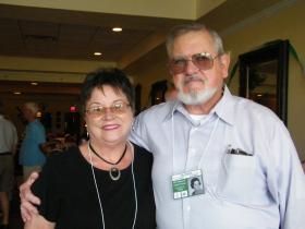 Dee Dee Ingram and husband