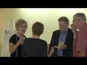 Karen, Gloria, Bill, and Dick Schultz